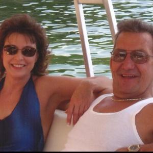 Shirley & Joe Sr. Perkins