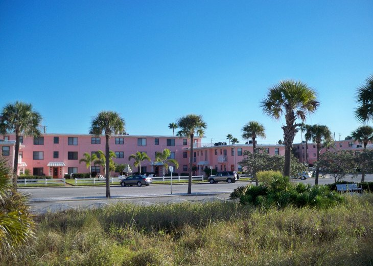 Enjoy an Excellent Location and View on St. Pete Beach Overlooking the Gulf ! #1