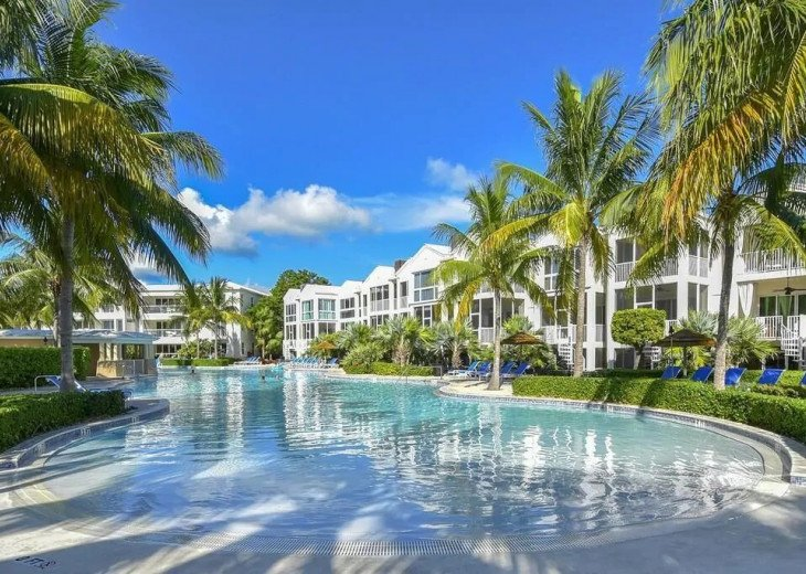 LICENSED MANAGER - 2/1.5 SUITE - MOST UPSCALE OCEANFRONT RESORT IN KEY LARGO! #1