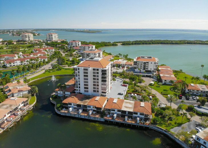 N-108 Bahia Del Mar - Ground Floor Lakeside Condo with Oversized Deck #1