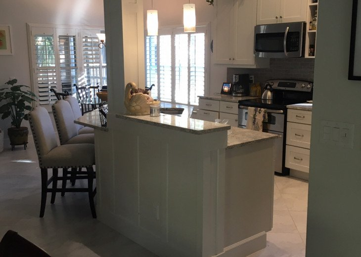 Luxury lakeview updated three bedroom townhome in Pelican Landing. #1