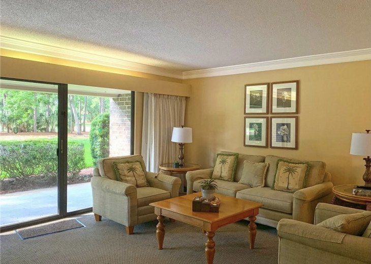 Beautiful, Ground Level, 2-3 BR, Innisbrook Resort, Golf View, Pet Friendly!! #1