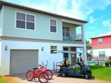 HUGE summer discounts! 500 yards to the beach. Golf cart included!! #1