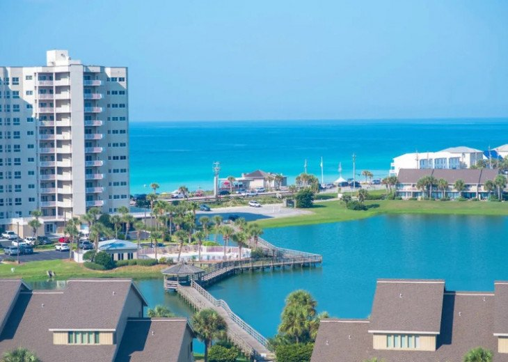 Fabulous Beach Apartment, Beautiful Views, Destin #1