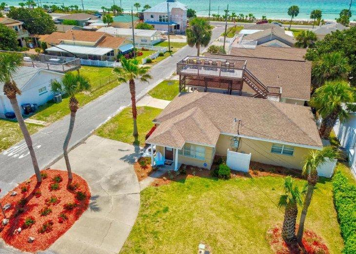Sea-Renity Family Beach House-PRIVATE BEACH #1
