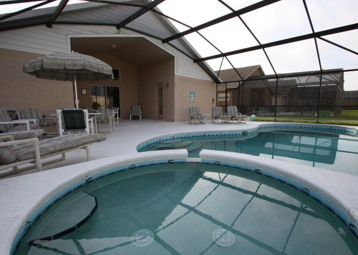 Your private oasis a step away from Disney is awaiting for your arrival !!! #1