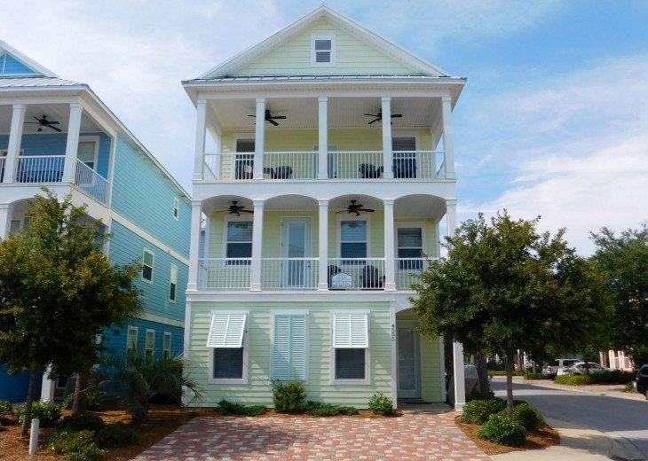 Ooh La La~ Custom Built Luxury Beach Retreat with 2 Master Suites! #1
