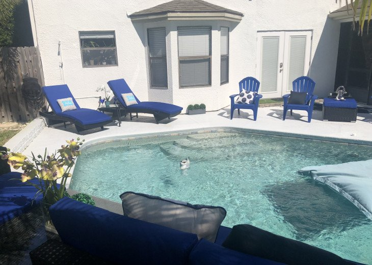 Urban Oasis Pool Home with Hot tub and Private Movie room #1