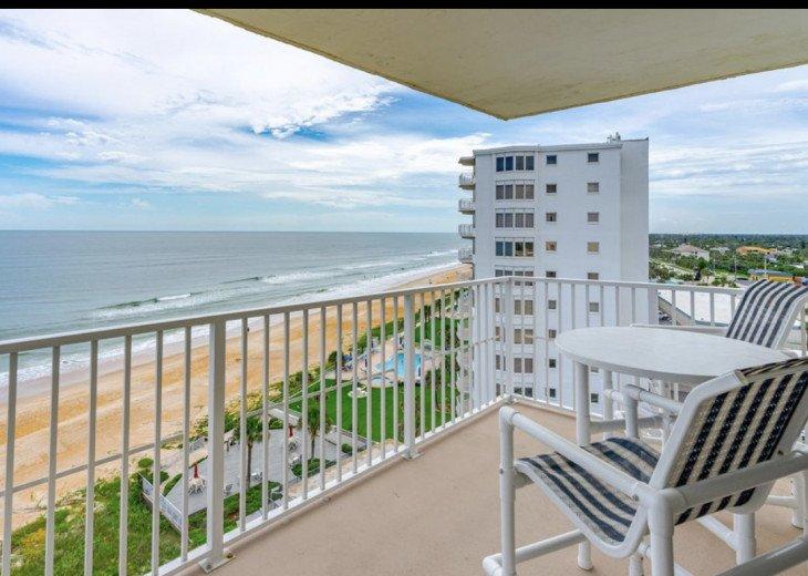 Quiet Ocean Front Daytona Ormond BeachCondo #1