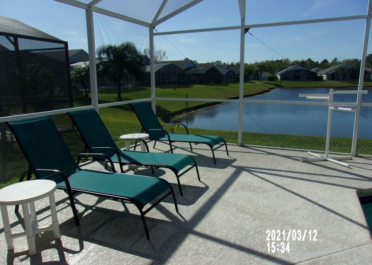 TWO MASTER SUITES - Peaceful view #1