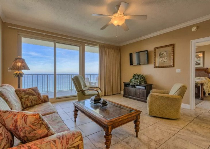 Treasure Island Resort 2Br/2Ba Free Chairs, Panama City Beach #1