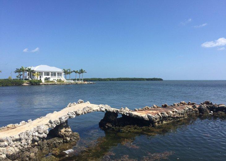Key Largo Ocean Front Cabin #1