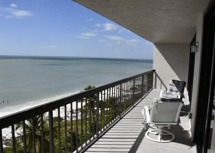 186 sq ft balcony