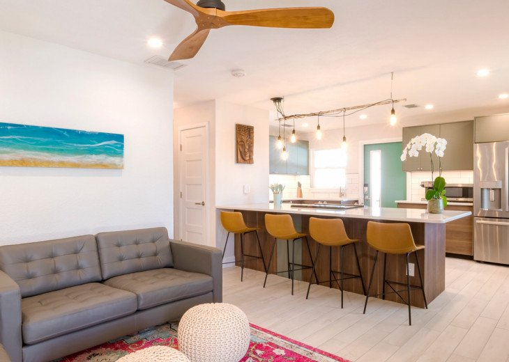 Namaste Here: Steps from the Beach and Flagler Ave. Downtown Luxury Living #1