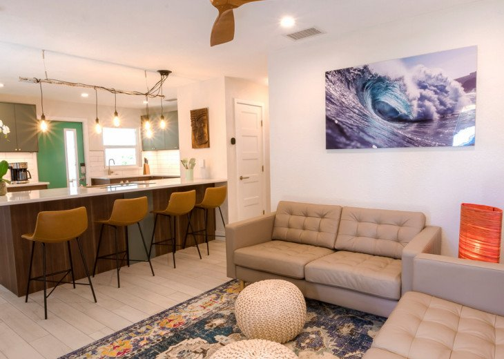 Buddha's Bungalow: Steps from the Beach and Flagler Ave. Downtown Luxury Living #1