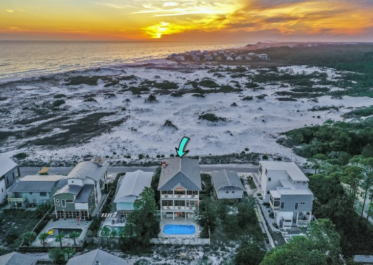 The Sand Box | Heated Pool | Unobstructed Panoramic Beach Views | Elevator #1