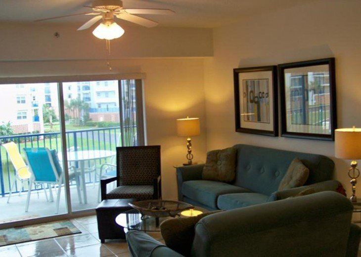 Award Winning 3/2 Condo-Laid Back Luxury- Fall Specials Inquire #1