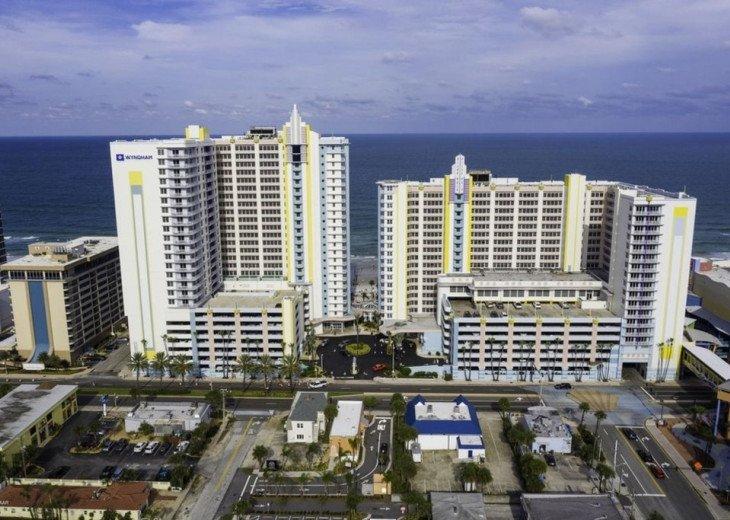 Daytona Beach Ocean Front #1