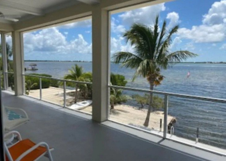 Conch House Oceanfront Home With pool and Sea Wall for boat #1