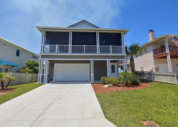May Special-New Listing-Oceanside Luxury in St. Augustine (Butler Beach) #1