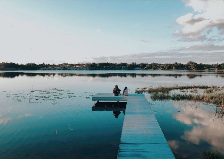LAKE HOUSE retreat, w/water toys and Race Ready #1