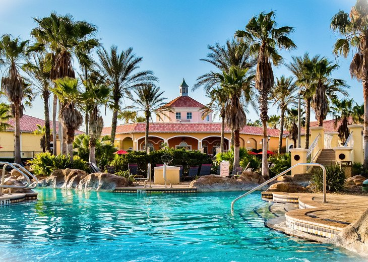 Regal Palms clubhouse