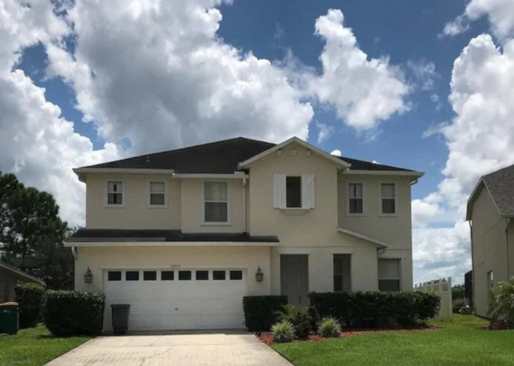 5 Bedroom Private Pool Home with Lakeview #1