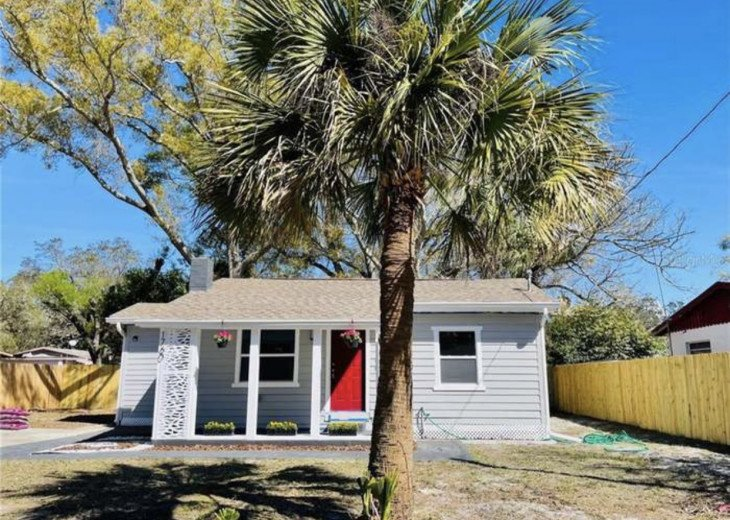 Trendy Gulfport home central to St. Pete hotspots #1