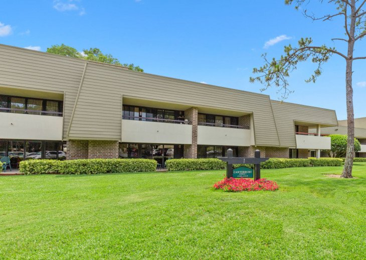 NEWLY LISTED CANTERBURY 2256 AT INNISBROOK RESORT #1