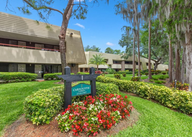NEWLY LISTED CARNOUSTIE 2318 AT INNISBROOK RESORT #1
