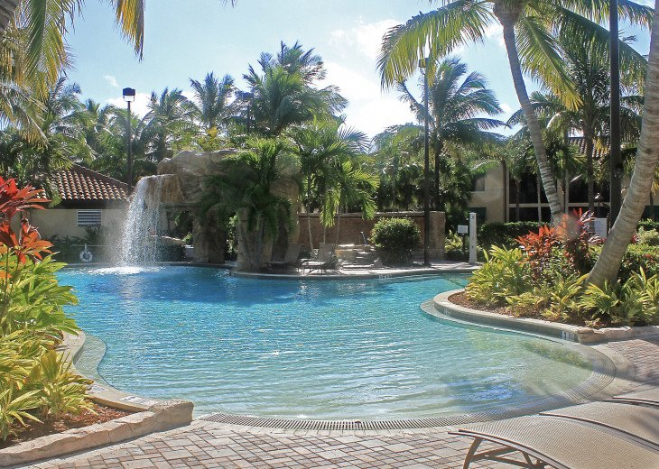 The Resort Experience .. one of 5 pools