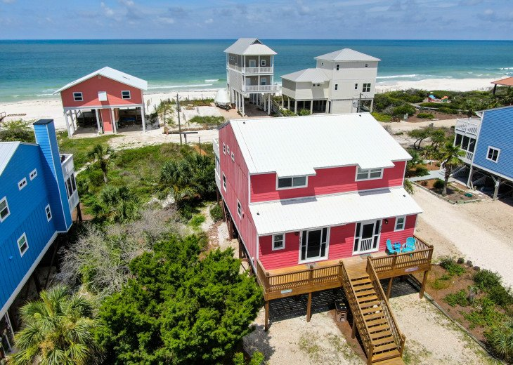 Breathtaking Direct Gulf of Mexico view and only 70 steps to the beach #1