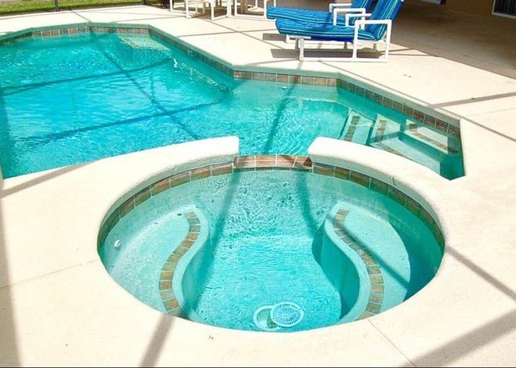 Your own private swimming pool