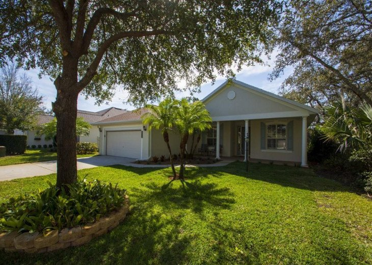 Lovely Gated Golf and Pool Community, Furnished for Season #1