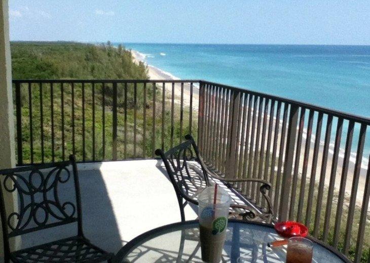 Penthouse Beachfront Condo With Wrap Around Balcony and Pool #1