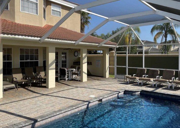 Luxurious Orlando 4 Bedroom 4 Batroom Villa #1