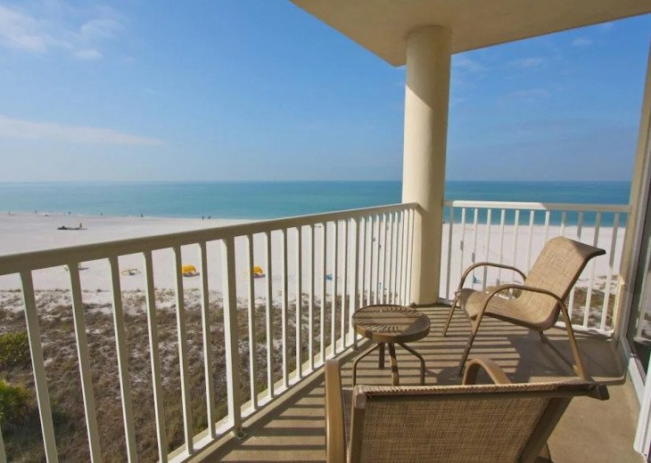 601w Sunset Vista/Beach Front /Penthouse/ WiFi,Parking/Heated Pool/Gym/Grill/Bar #1