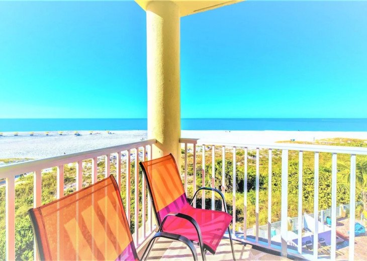 307w/ Sunset Vistas Beach Front /corner/ WiFi,Parking/Heated Pool/Gym/Grill/Bar #1