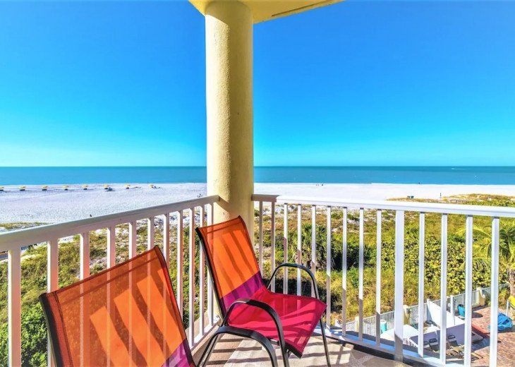 406w Sunset Vistas Beach Front /Free WiFi,Parking/Heated Pool/Gym/Grill/Bar #1