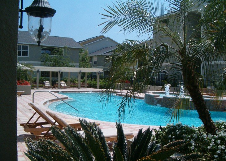 Luxury Clearwater Resort Style Condo #1