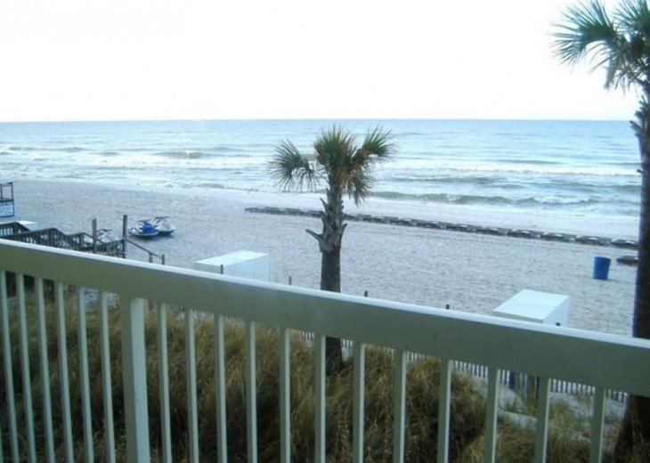 Beachfront. Sleeps 6. Great View. Convenient 1st Floor. August Dates Available! #1