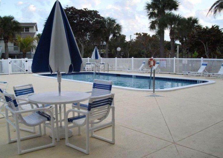 Association Heated pool