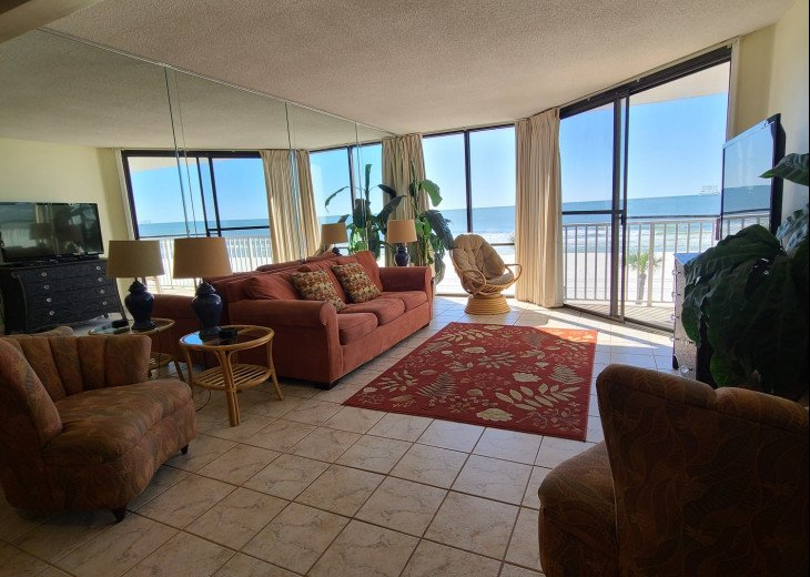 Edgewater Leeward Beachfront 204 #1