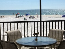Condo on the Beach - Ocean Front - On the Sand - Views - WIFI - #103 #1
