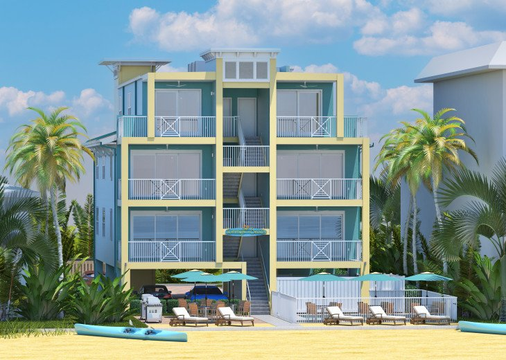 6 BEACHFRONT APARTMENTS COMING IN 2022 #1