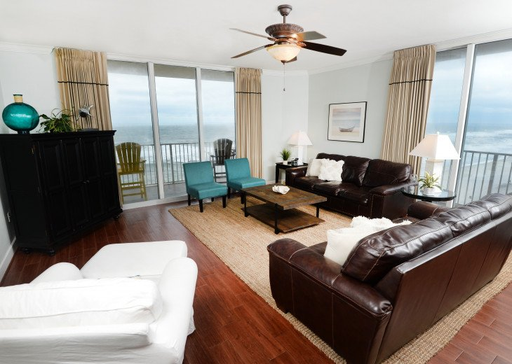 Tidewater 801, 2248 square feet. Perfect for large groups. Incredible views. #1
