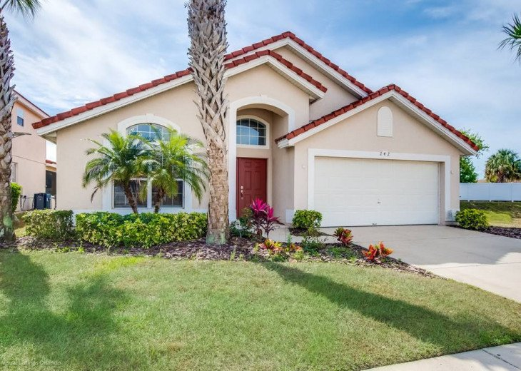 Stay in this beautiful 4 Bedroom Aviana Resort vacation home with game room #1