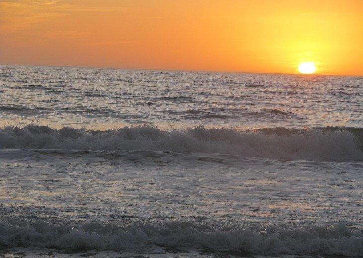 Nightly Beautiful Sunsets