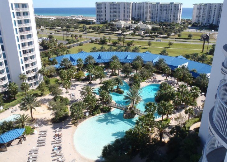 AUG 16 - 21, 23 - 30, SEPT 2 -18 - OPEN PALMS - 12TH FLOOR POOL SIDE W/VIEWS #1