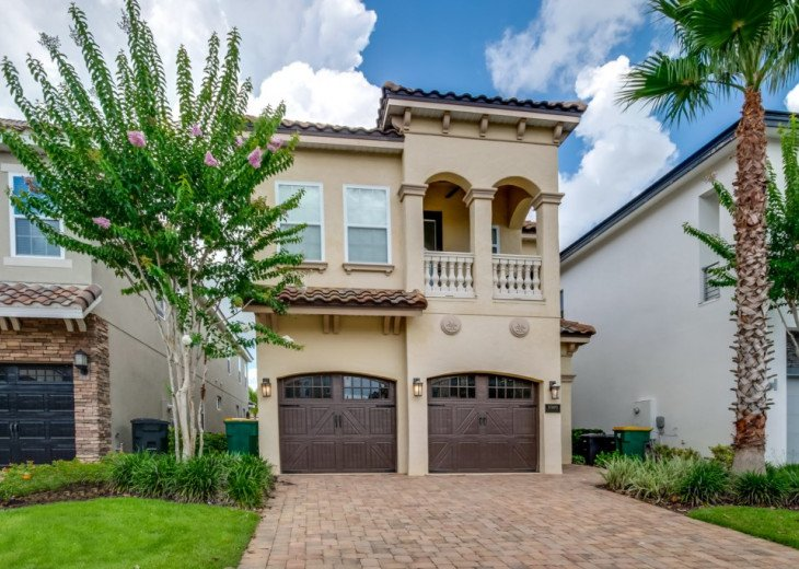 Luxury 5BR 5.5Bth Reunion Resort Home with Private Pool and Gameroom -RR1080 #1